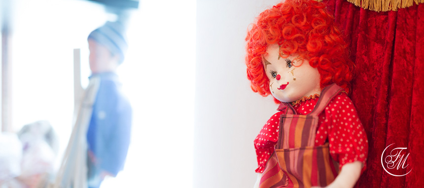 Poupée clownypic atelier